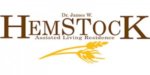 Dr. James Hemstock & Hearthstone Place's Logo