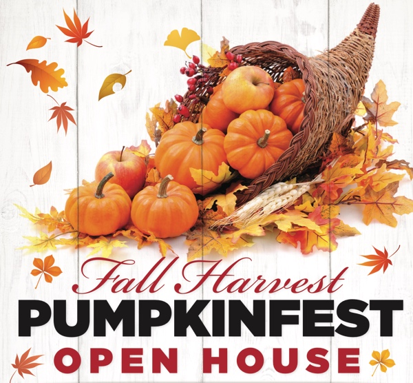Evergreen: Fall Harvest Pumpkinfest Open House October 2107