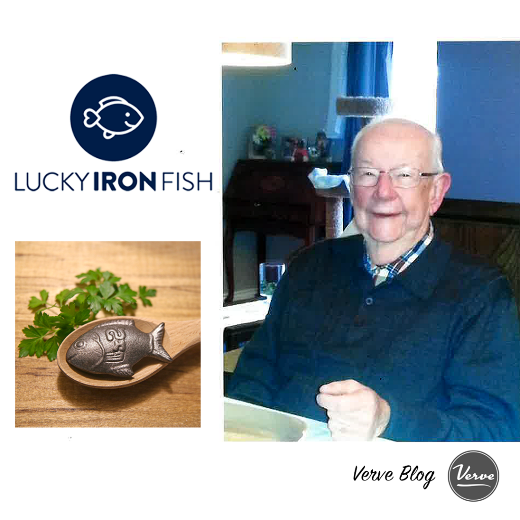 The Lucky Iron Fish