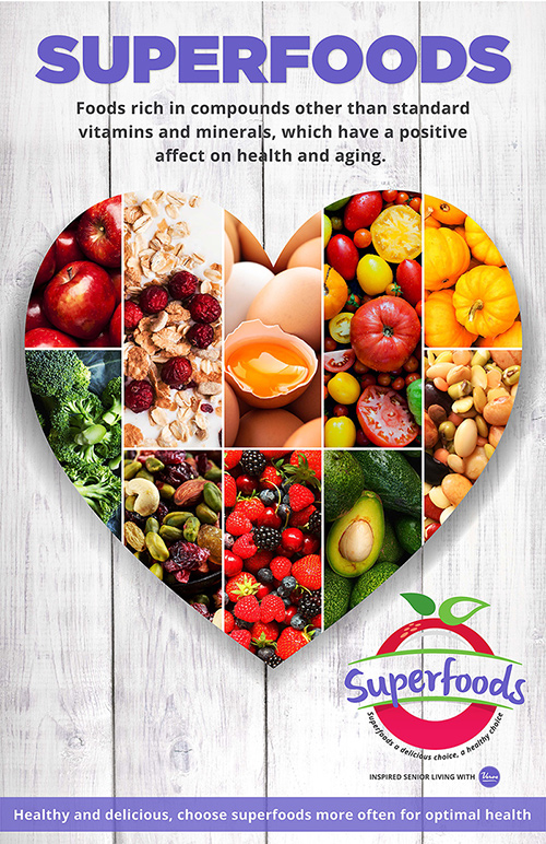Superfoods Program