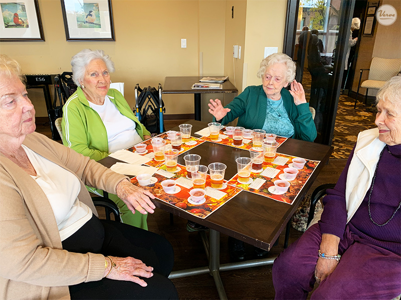 Fall Beer & Sausage Tasting at Canterbury Retirement Residence