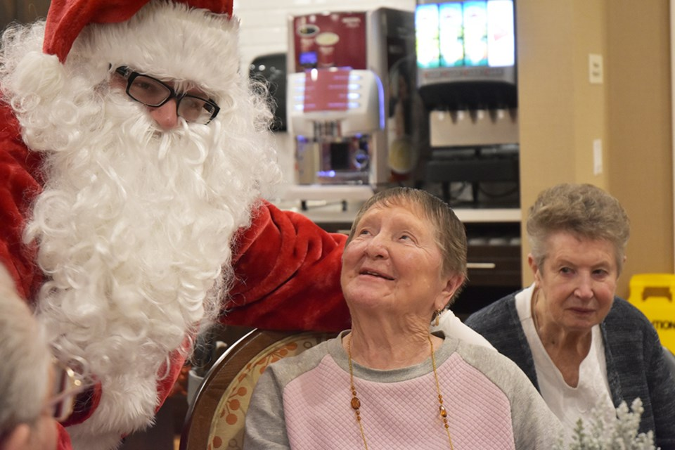 First ever Christmas bash at Holland Gardens retirement residence