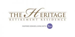 The Heritage Retirement Residence's Logo