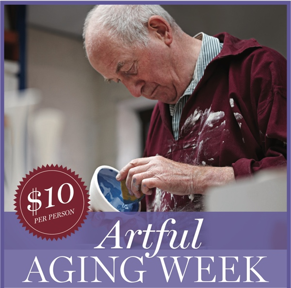 The Roxborough: Artful Aging Week April 2018