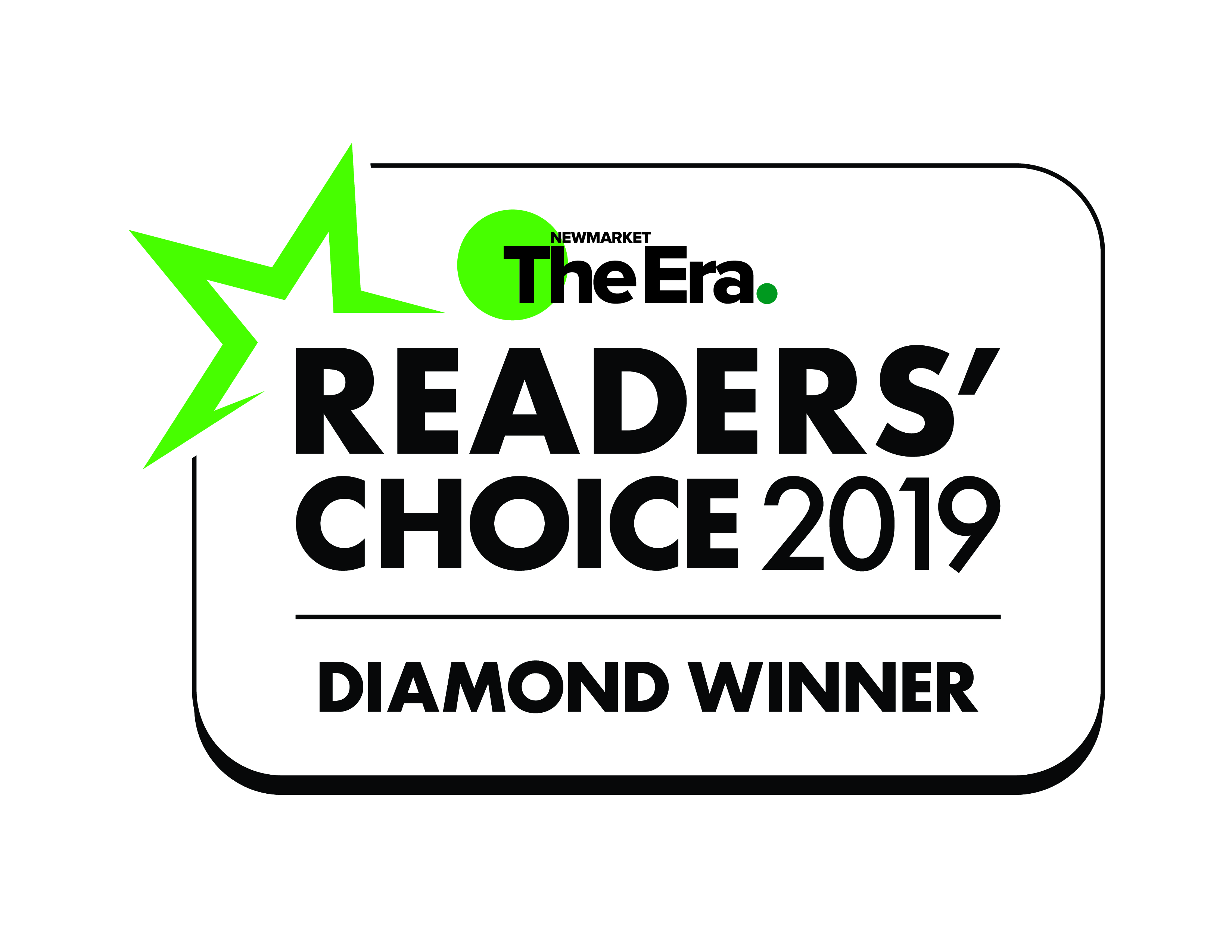 Reader's Choice Award 2019's Award Image