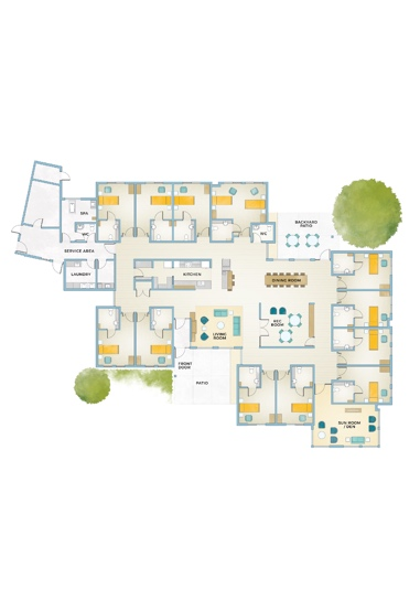 Household Floorplan