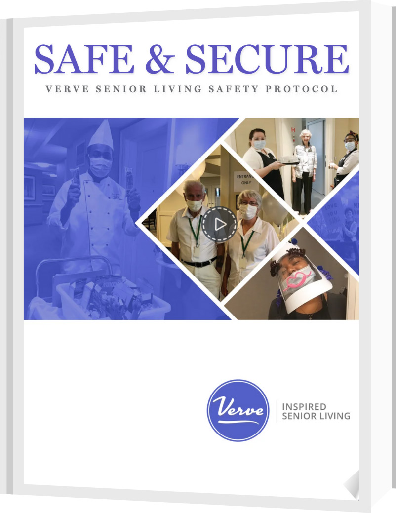 Verve's Safety Protocol Brochure